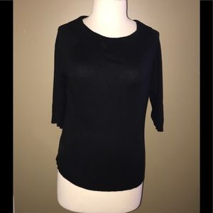 New York and Company Black sweater